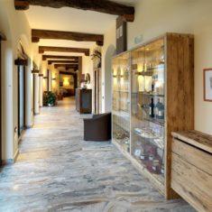Entrata ristorante biologico - Polisena, agriturismo Bergamo
