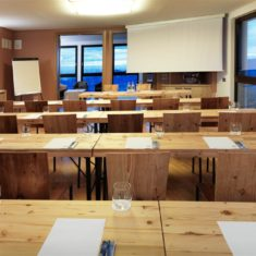 Sala meeting - Agriturismo biologico Polisena