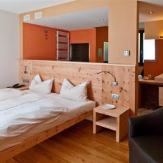 Suite camera da letto - Agriturismo biologico Polisena