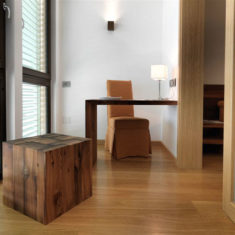 Rooms in Bergamo - Polisena Junior Suite Desk