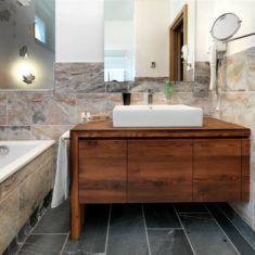 Rooms in Bergamo - Polisena Junior Suite Bathroom