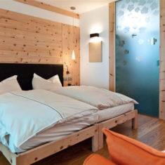 Rooms in Bergamo - Polisena Junior Suite Double Bed
