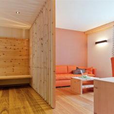 Suite con spa privata a Bergamo - L'ingresso