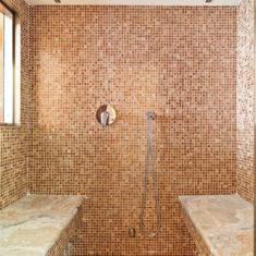 Suite con spa privata a Bergamo - Il bagno turco privato