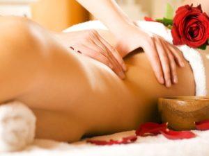 Massaggio corpo intero