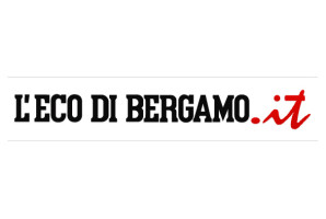 Logo Eco di Bergamo .it