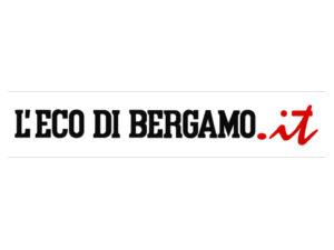 Logo Eco di Bergamo .it