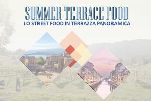 Summer Terrace Food 2016 News