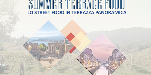 Summer Terrace Food 2016 News